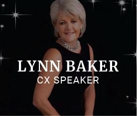 Lynn Baker CX Speaker