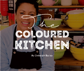 Coloured Kitchen